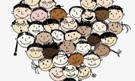 Mensagem Fraternidade Branca Universal | O mundo é formado por pessoas.